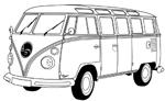 VW Bus T1 Ersatzteile