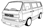VW Bus T3 Ersatzteile