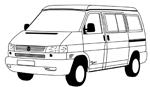VW Bus T4 Ersatzteile