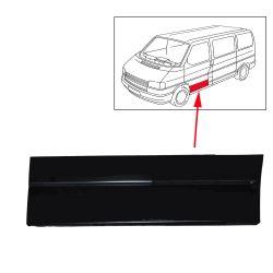 VW Bus T4 Reparaturblech Beifahrertür unten außen