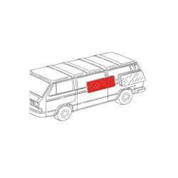 VW Bus T2 T3 Seitenscheibe klar Mitte links oder rechts