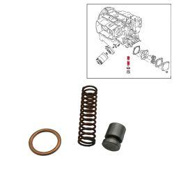VW Bus T2 T3 Reparatursatz für Öldruckregelkolben