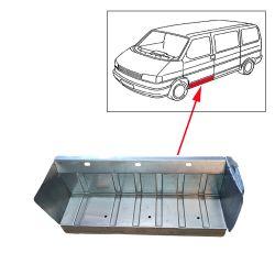 VW Bus T4 Trittstufe links Reparaturblech