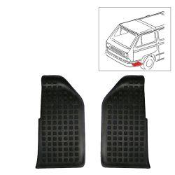 VW Bus T2 T3 Einstiegs-Gummiauflagen - 1 Paar