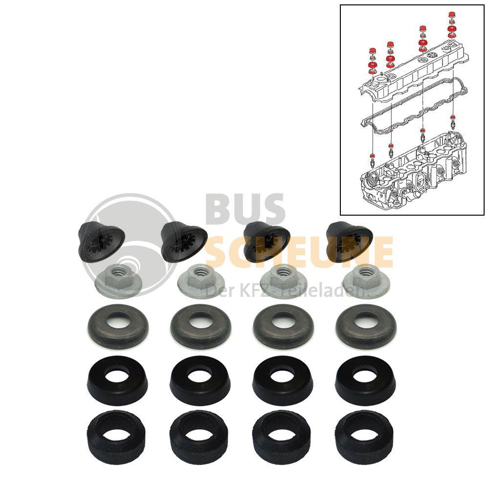 VW Bus 1,6 Diesel Ventildeckeldichtung Gummi T3 Gummidichtung Ventildeckel