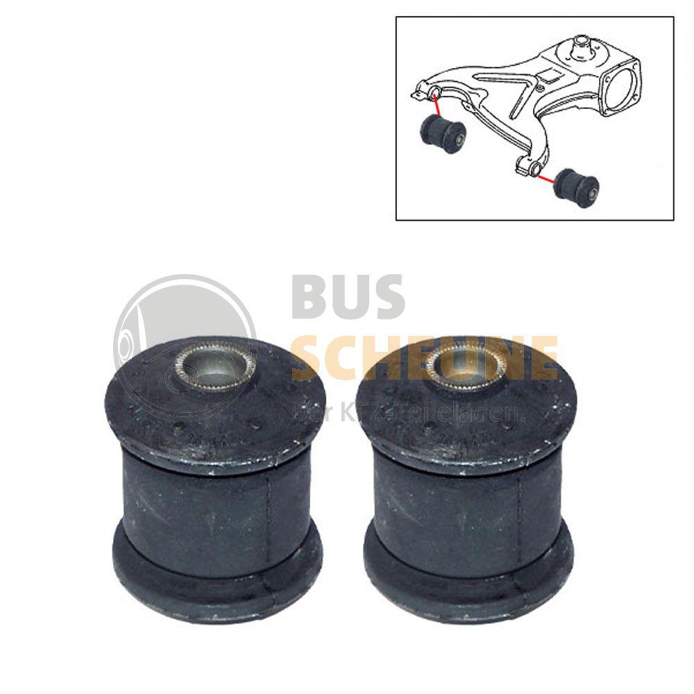 vw bus t2 t3 gummilager f r hinterachsschenkel 2 st ck. Black Bedroom Furniture Sets. Home Design Ideas
