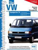 Reparaturanleitung VW T4 bis 96