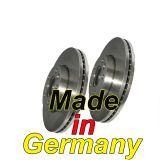 VW Bus T5 Bremsscheiben vorne von Zimmermann - 2 Stück
