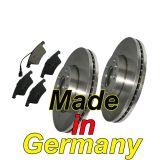 VW Bus T5 Bremsscheiben & -beläge vorne von Zimmermann