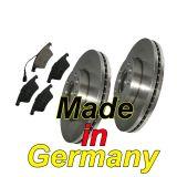 VW Bus T5 Bremsscheiben & -beläge vorne